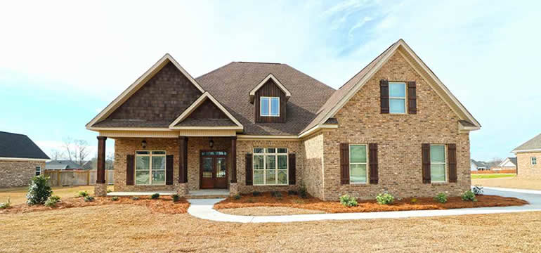 The Bluff at Riverbend Subdivision of Bonaire GA 31005
