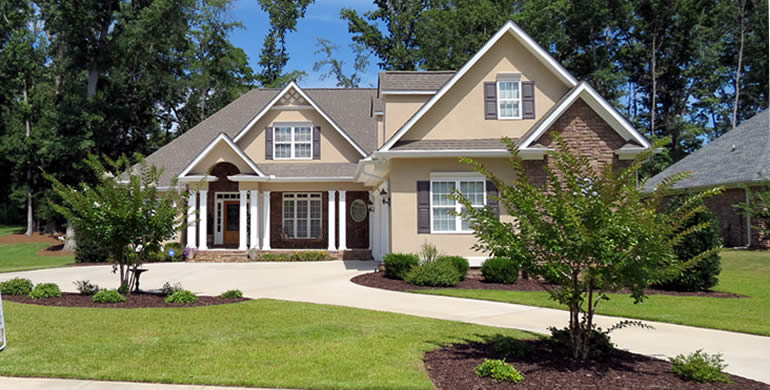 Barrington Hall Subdivision of Macon GA 31220