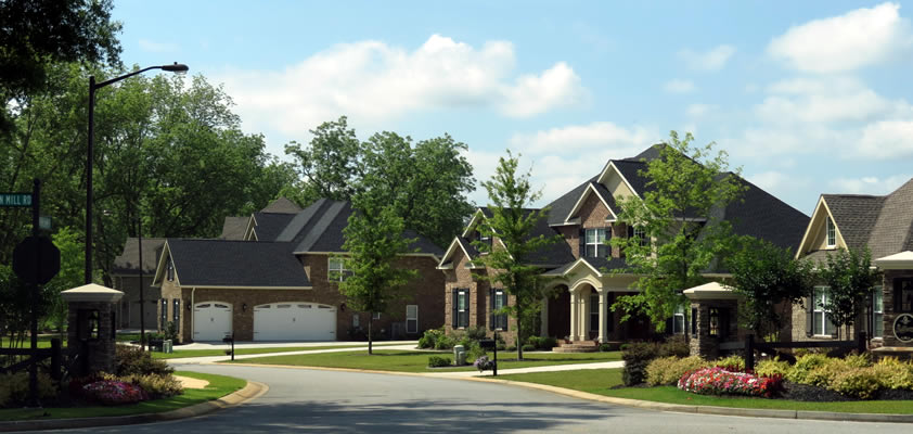 The Tiffany Subdivision of Warner Robins GA 31088