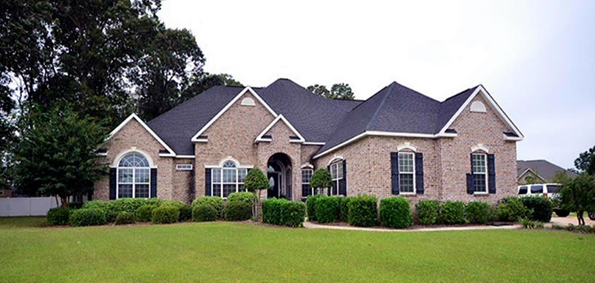 Weatherby Plantation Subdivision of Warner Robins GA 31088